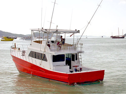 MV Sailfish 2.